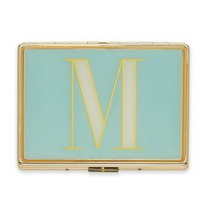 ✨NWT✨Kate Spade Letter M ID/Business Card Holder